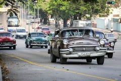 Calle de La Habana Imagen de archivo