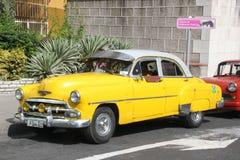 Calle de La Habana Fotos de archivo