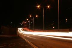 Calle de la luz imagen de archivo libre de regalías
