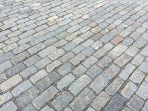 Calle de la roca en Europa foto de archivo libre de regalías