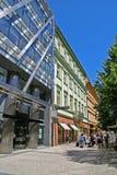 Calle de las compras Imagen de archivo