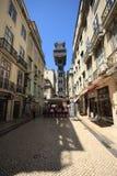 Calle de Lisboa Imagen de archivo libre de regalías