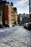 Calle de Londres imagenes de archivo