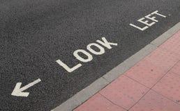Calle de Londres Fotografía de archivo