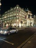 Calle de los regentes de Londres Foto de archivo libre de regalías