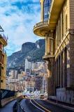 Calle de Mónaco Fotografía de archivo