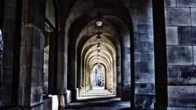 Calle de Manchester Foto de archivo libre de regalías