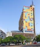 Calle de Maputo Imagenes de archivo