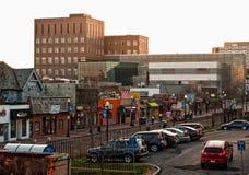 Calle de Marshall Imagen de archivo