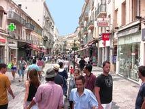 Calle de Massena Fotografía de archivo libre de regalías