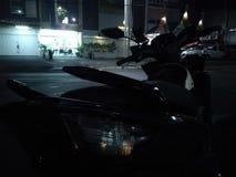 Calle de medianoche fotografía de archivo