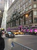 Calle de Nueva York Imagen de archivo libre de regalías