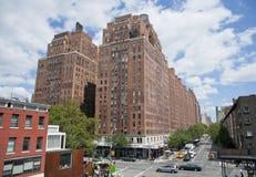 Calle de NYC Fotografía de archivo libre de regalías