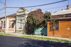 Calle de Oktyabrskaya Imagenes de archivo