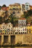 Calle de Oporto Imágenes de archivo libres de regalías