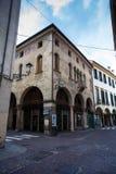 Calle de Padua Imágenes de archivo libres de regalías