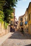Calle de Padua Imagen de archivo libre de regalías