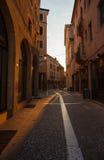 Calle de Padua Imagen de archivo