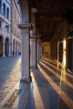 Calle de Padua Fotos de archivo