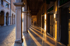 Calle de Padua Foto de archivo