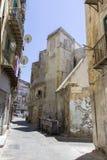 Calle de Palermo Imagen de archivo libre de regalías