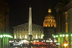Calle de París fotografía de archivo libre de regalías