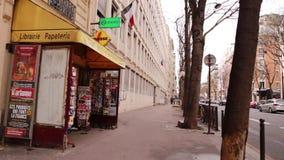 Calle de París Otoño metrajes