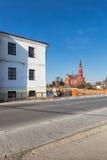 Calle de Pastavy Fotografía de archivo libre de regalías