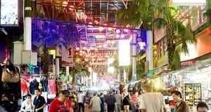 Calle de Petaling fotografía de archivo libre de regalías