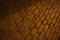 Calle de piedra Fotografía de archivo libre de regalías