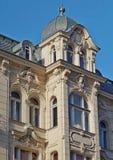 Calle de Piotrkowska - Lodz, Polonia, Imágenes de archivo libres de regalías