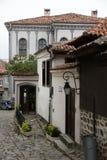 Calle de Plovdiv - 7 Fotos de archivo