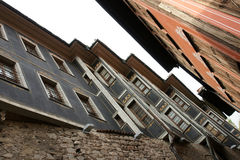 Calle de Plovdiv - 5 Foto de archivo libre de regalías