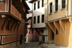 Calle de Plovdiv - 6 Imagen de archivo libre de regalías
