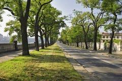 Calle de Podgorska   fotografía de archivo