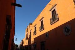 Calle de Relox Fotos de archivo libres de regalías