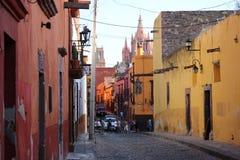 Calle de Relox Imagen de archivo libre de regalías