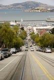 Calle de San Francisco Fotografía de archivo libre de regalías