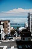 Calle de San Francisco Imagenes de archivo
