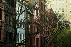 Calle de Soho Imagen de archivo