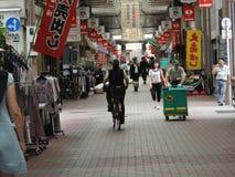 Calle de Tokio Imagen de archivo libre de regalías