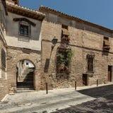 Calle de Toledo Imagenes de archivo