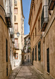 Calle de Toledo Imagen de archivo libre de regalías