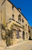 Calle de Vézelay Imagenes de archivo