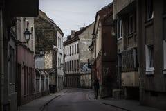 Calle de Vilna Imagen de archivo