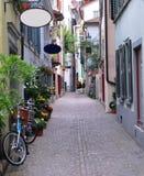 Calle de Zurich Fotos de archivo