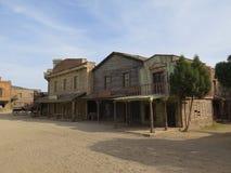 Calle del bravo del fuerte Foto de archivo libre de regalías
