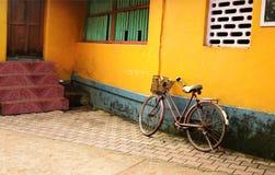 Calle del gokarna Foto de archivo