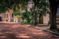 Calle del guijarro imagen de archivo libre de regalías