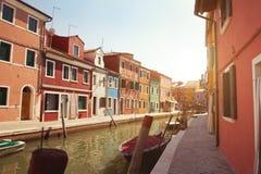 Calle del juguete en Venecia Fotografía de archivo
